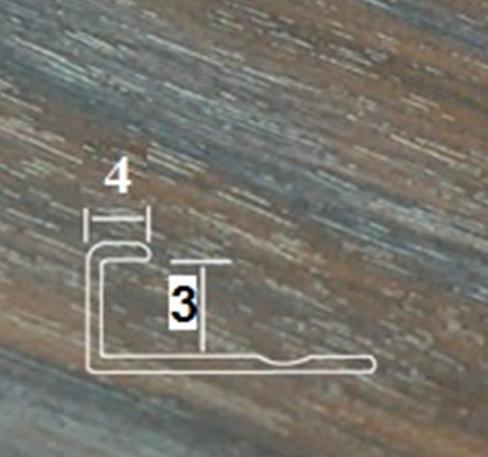 nẹp nhôm sàn nhựa PVC, nep nhom san nhua PVC